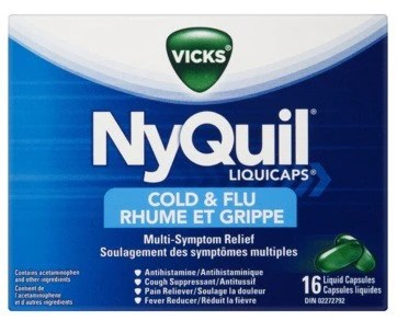vicks nyquil cold flu