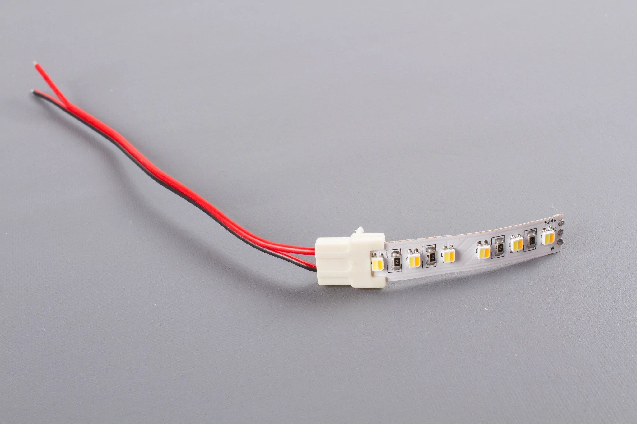easy led strip wire connector for 10mm strip [ 2048 x 1365 Pixel ]