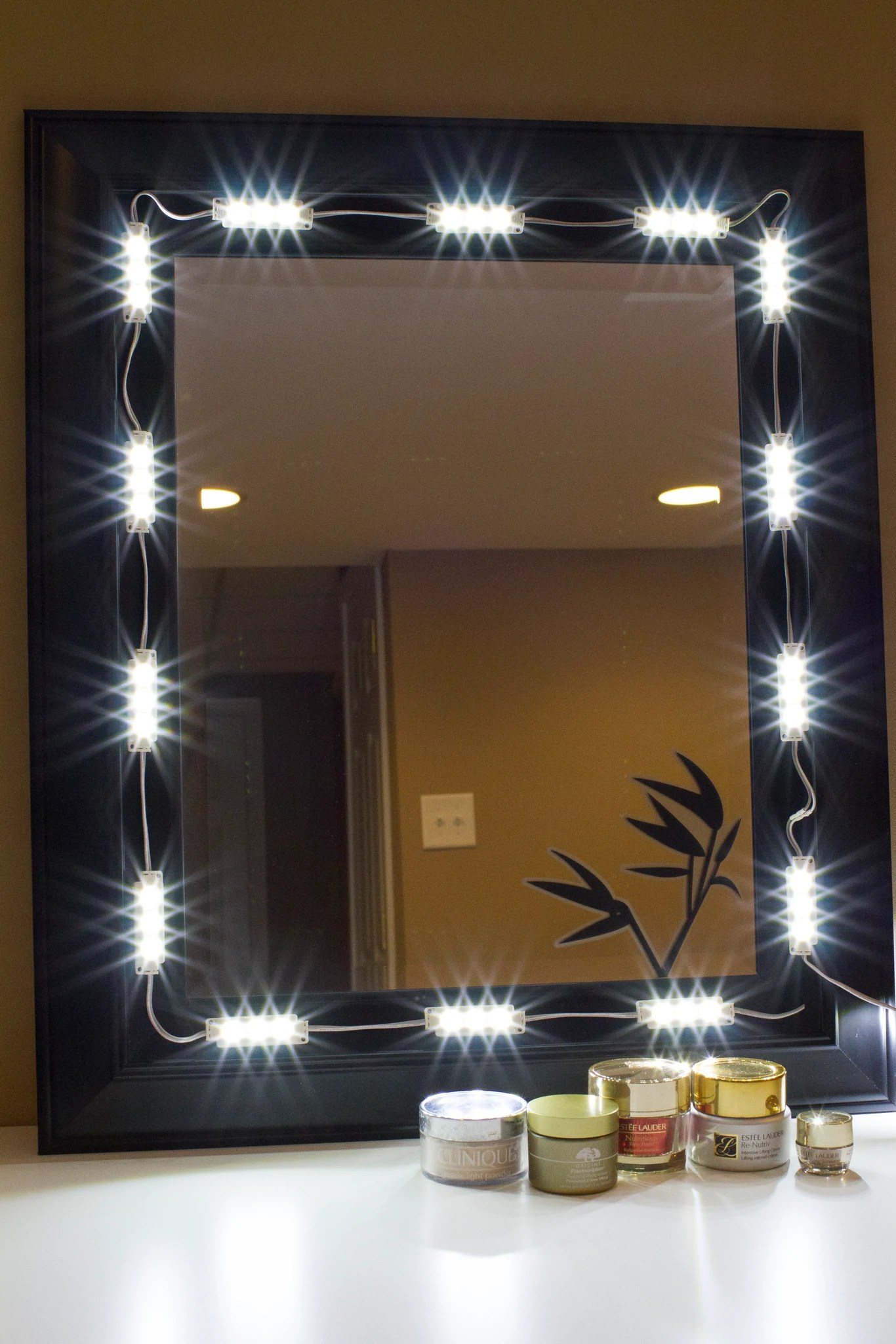 Makeup mirror white LED light package premium series  LED