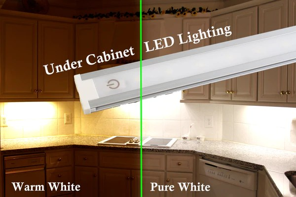 Under Cabinet Led Light U3014 Series With Touch On Off Dim
