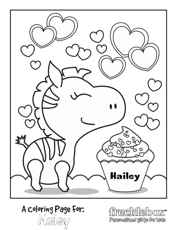custom coloring pages # 64