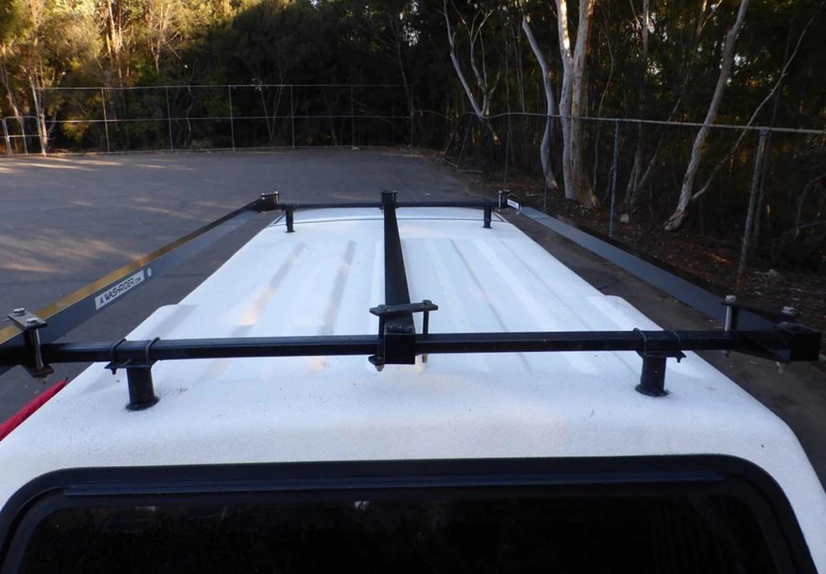 new wash rider aero y bar roof rack for kayaks