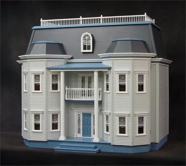 Foxhall Manor Dollhouse Kit  The Magical Dollhouse