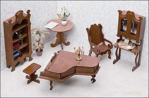 Unfinished Furniture Parts