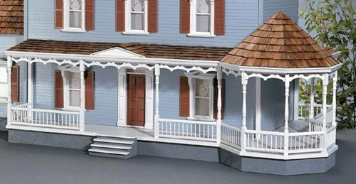 Gazebo 31 Wraparound Porch Kit Left or Right  The