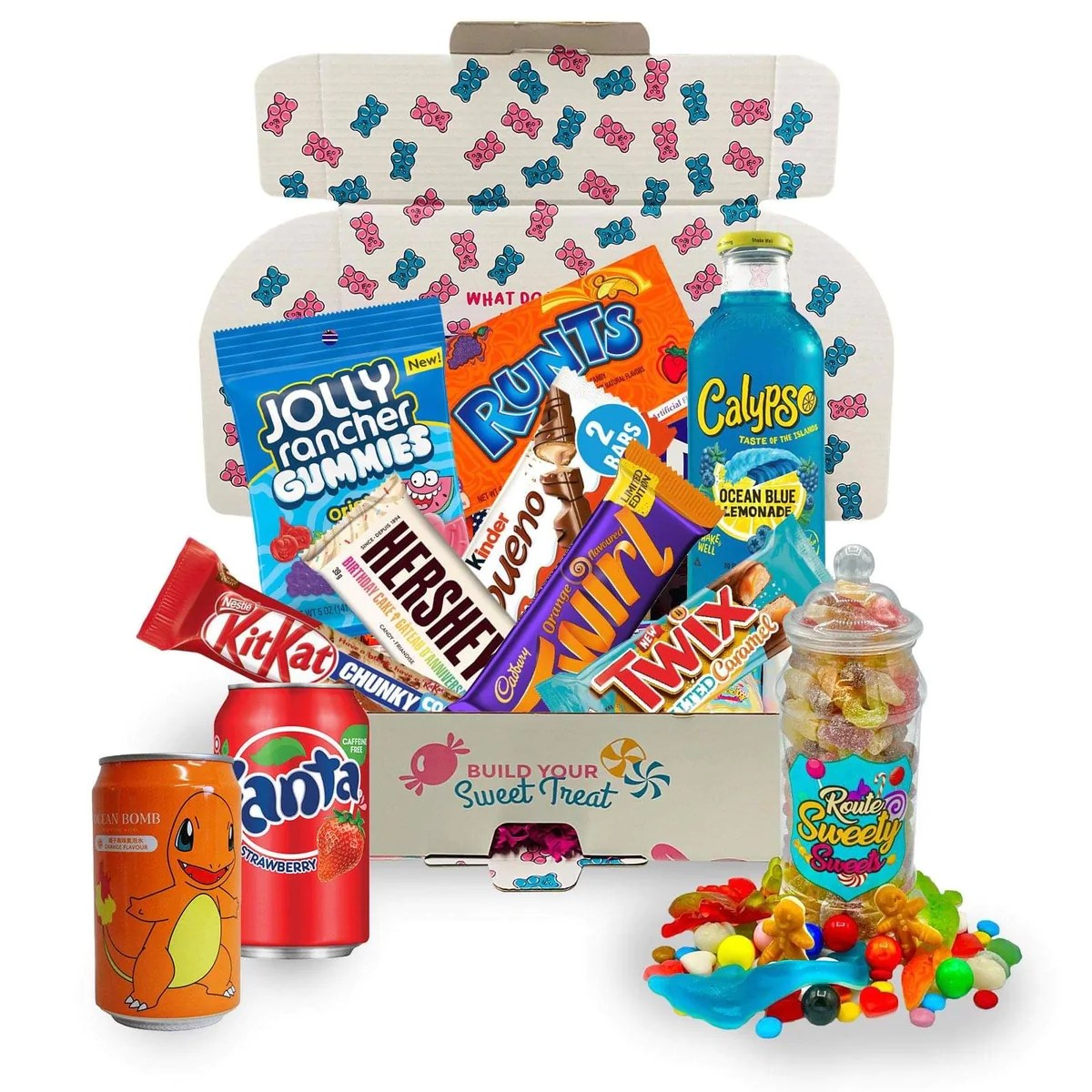 Big Night In Box – Route Sweety Sweets