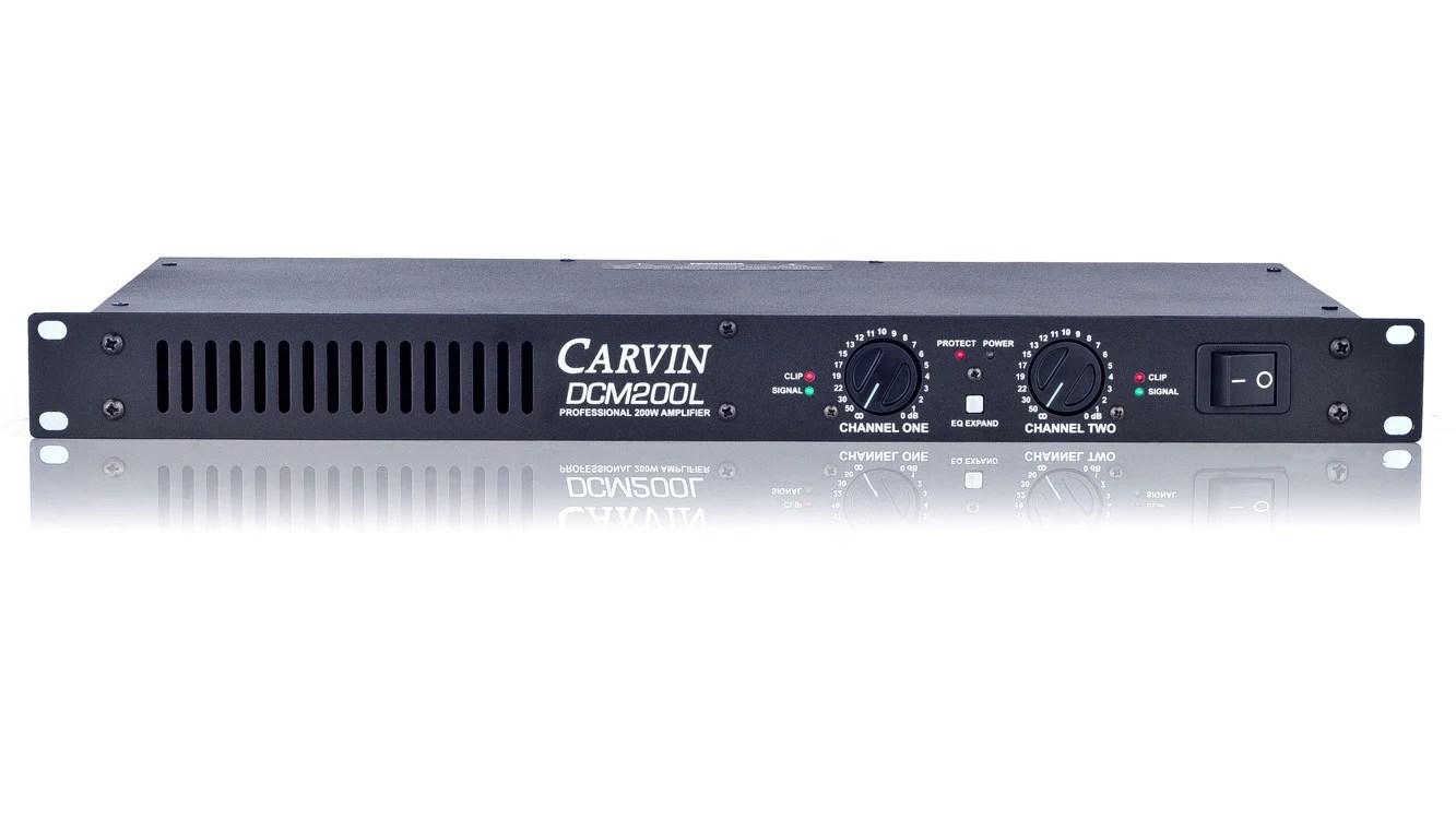 hight resolution of 200 watt stereo single space power amplifier