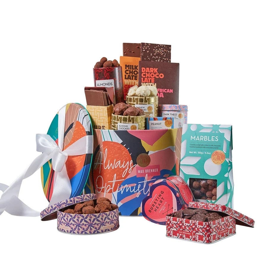 Chocolate Delivery & Chocolate Gift Boxes & Baskets
