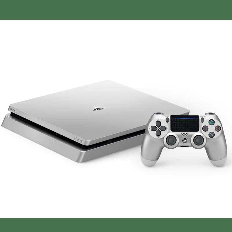 PS4 500GB SLIM CONSOLE 2006A MODEL - SILVER – PowerFix