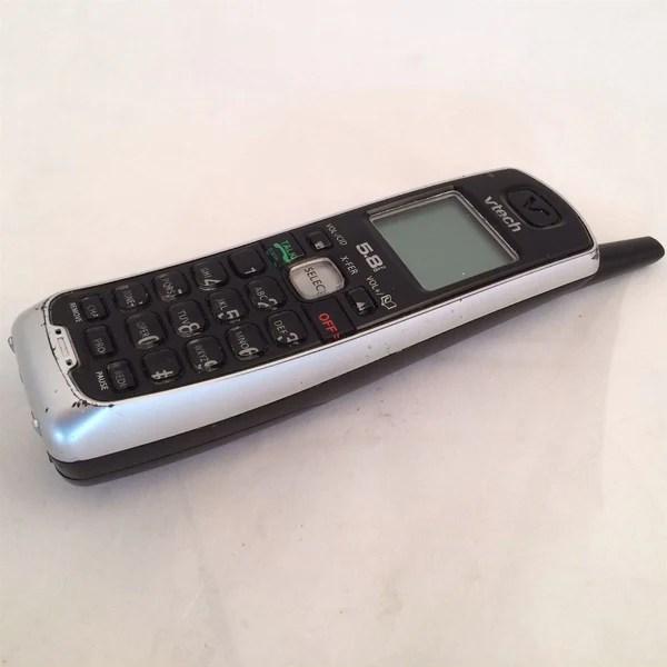 Vtech Cordless 58GHz Telephone Handset Replacement CS5121