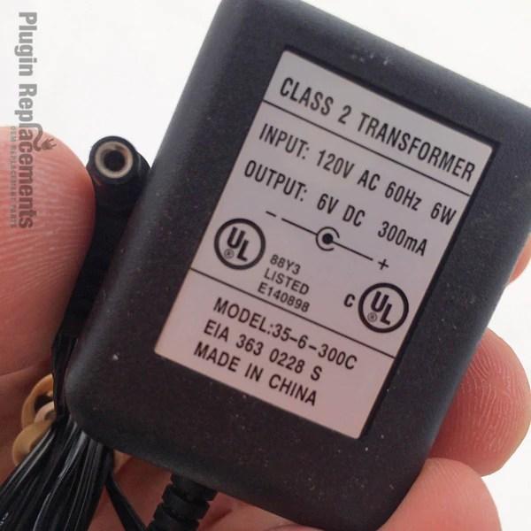 Class 2 Transformer 356300C OEM Power Supply Adapter
