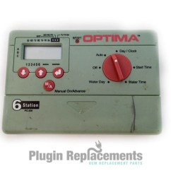 Kitchen Timer Touch Free Faucet Optima Automatic Sprinkler 6 Station Pc-306 – Plugin ...