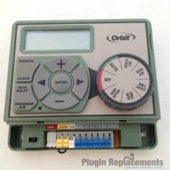 Digital Kitchen Timers The Honest Coupon Orbit 6-station Indoor Easy-dial Sprinkler Timer Model ...