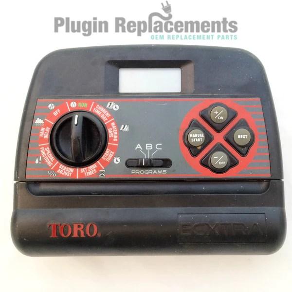 kitchen appliances list artwork toro 53794 ecxtra 6-zone spriker/irrigation indoor timer ...