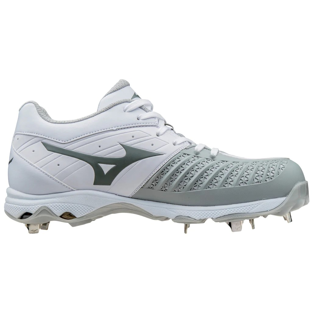 Mizuno 9-spike Advanced Sweep 3 Cleats - White Hit Double