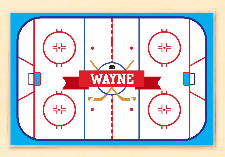 medium resolution of empty hockey rink diagram
