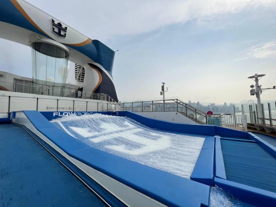 【海洋光譜號 Cruisecation】遊輪丨郵輪丨星夢郵輪丨雲頂夢號丨啟德遊輪碼頭丨海洋光譜號