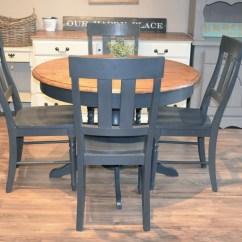 Kitchen Dining Chairs Home Renovation Ideas Round Graphite Set The Workshop