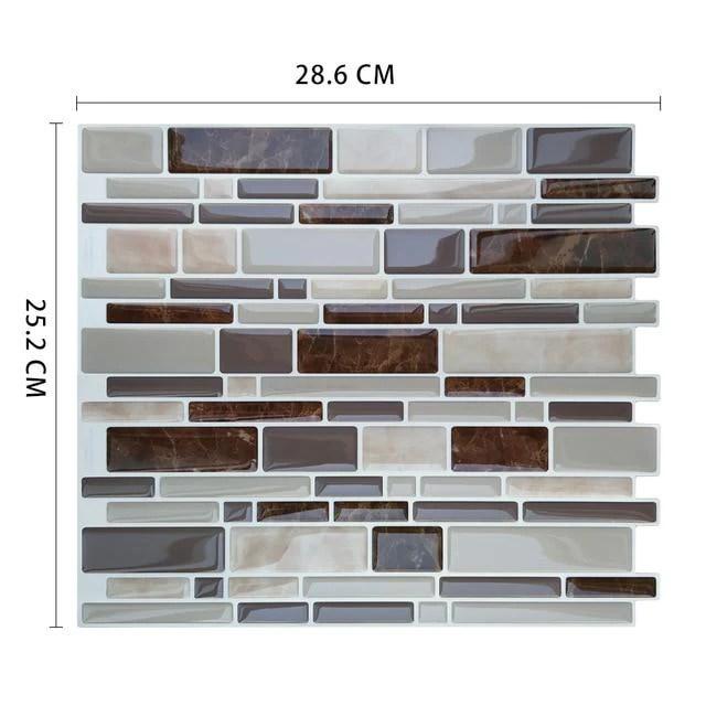 adhesive marble look tiles gadget box