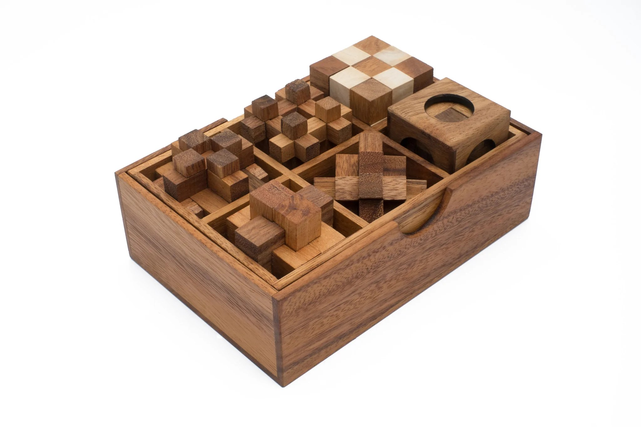 Wood Puzzle Solutions - Year of Clean Water