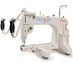 Grace Qnique 14Inch Mid Arm Quilting Machine  Tops