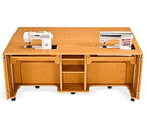 Koala Studios DualMate Plus IV Sewing Cabinet  Tops Sewing  Quilting Outlet