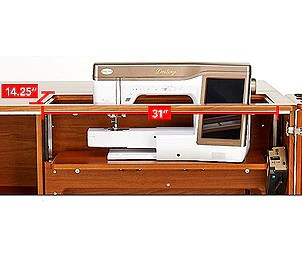 Sewing Machine Cabinets