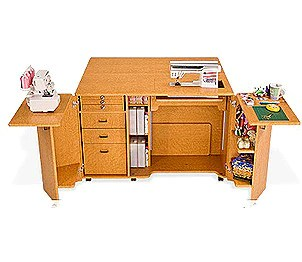 Koala Studios Treasure Chest Plus IV Sewing Cabinet  Tops Sewing  Quilting Outlet