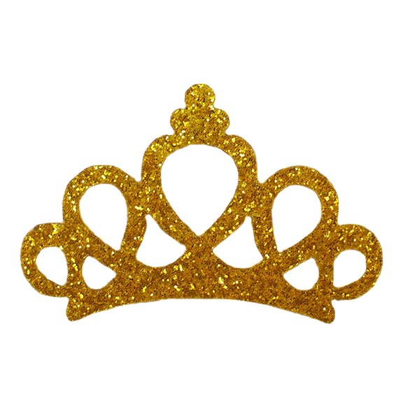 gold princess crown 1