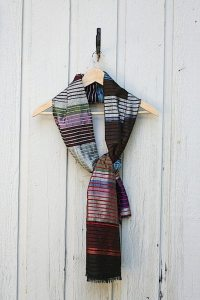Moroccan Silk Scarf | One Earth  One Earth | Creating a ...