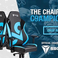 Lcs Gaming Chair Swivel Accent With Arms Cloud9 Iab