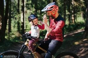 🔥SHOTGUN Mountain Bike Child Seat