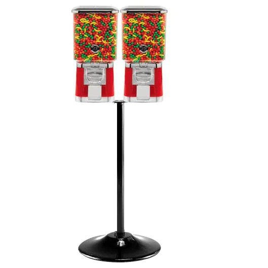 Titan Square 2 Head Gumball Amp Candy Machine