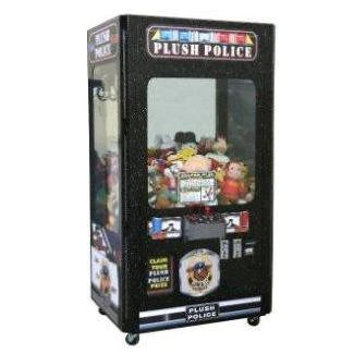 Police Crane Machine Police Claw Vending Machine