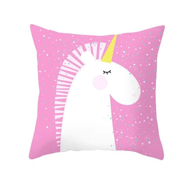 unicorn pillow world of unicorns