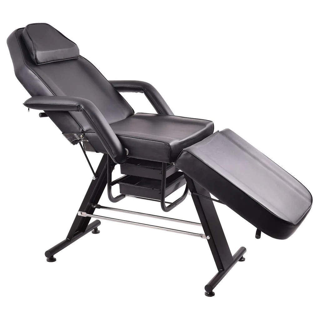 tattooing chairs for sale dining table host chair best tattoo bed facial with stool