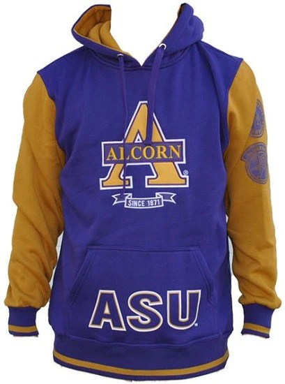 Alcorn State Hoodie Its A Black