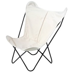 Canvas Sling Chair Outdoor Cushion Covers Australia Half Pint Butterfly Natural Steele Basket Corp 18 L X 23 W 25 5 H