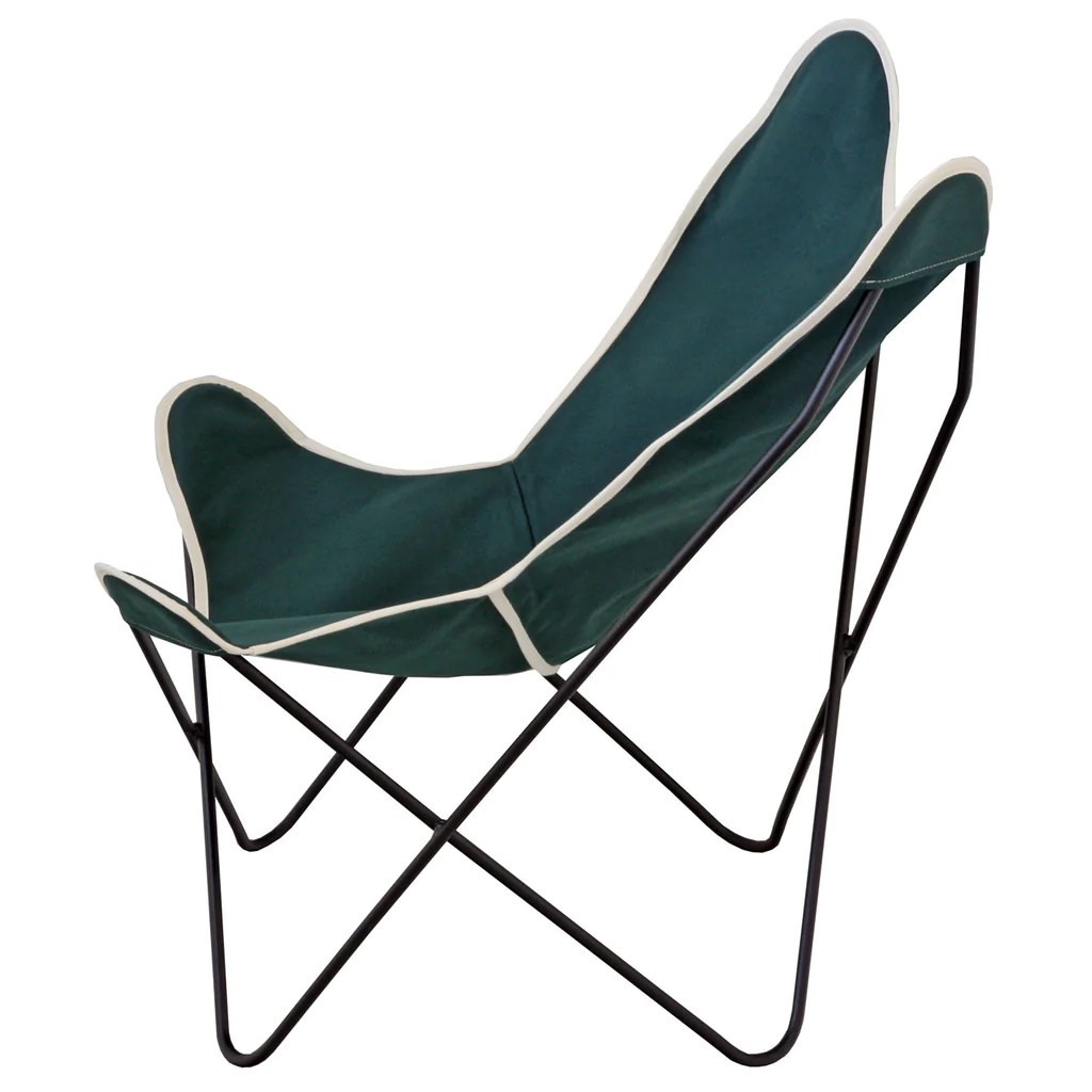 canvas sling chair covers rental ottawa steele butterfly green