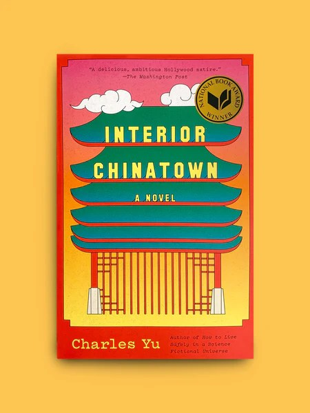 Interior chinatown is part screenplay, part novel, part fiction and part historical reality. Interior Chinatown Charles Yu Double Bonheur