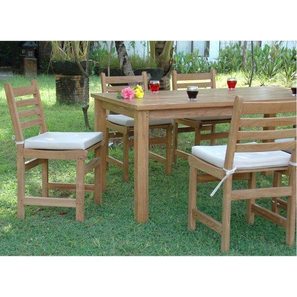 Montage Windham 7 Pieces Dining Set By Anderson Teak