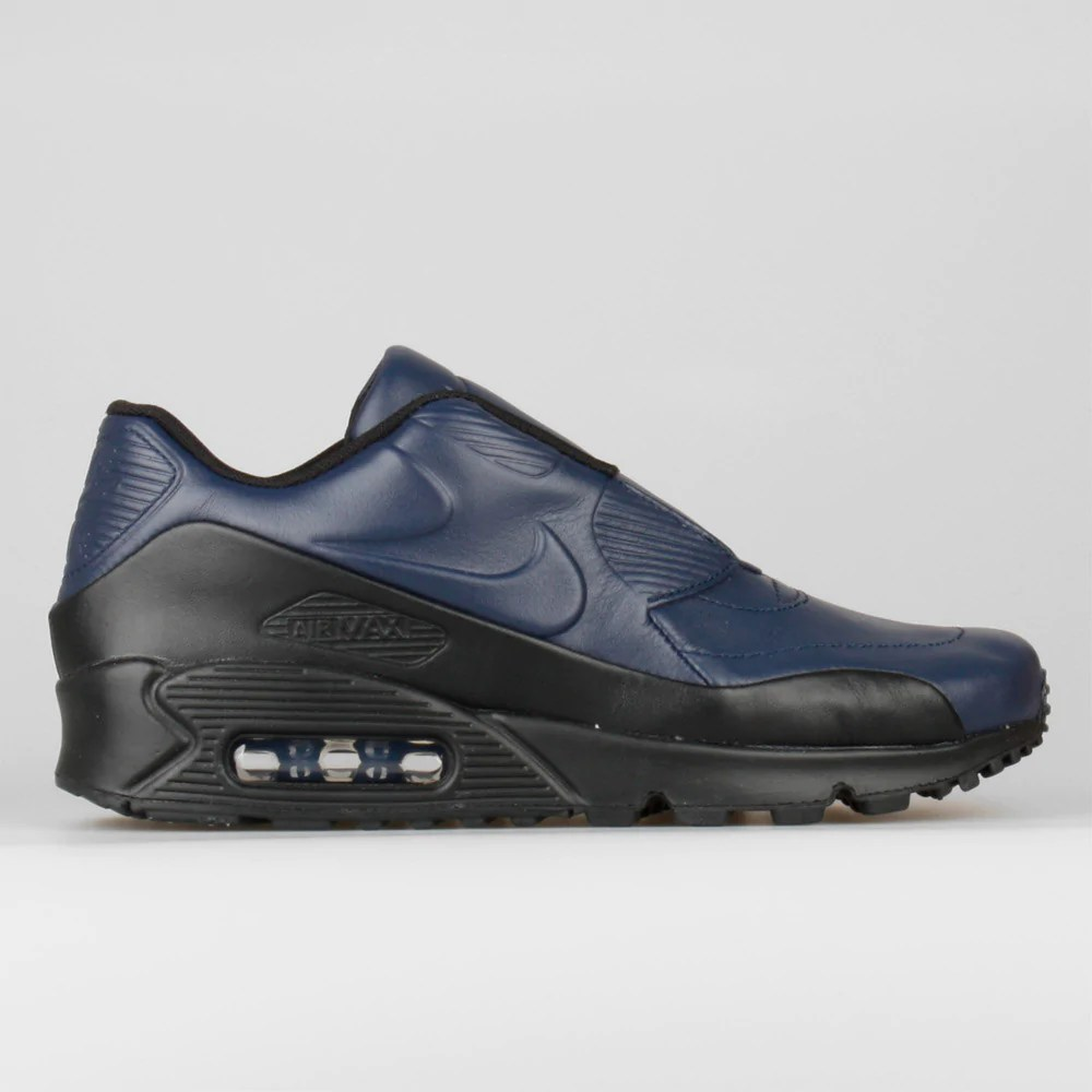 buy online b30b4 92fae Sacai X Nike Wmns Air Max 90 Sp Obsidian 804550-440