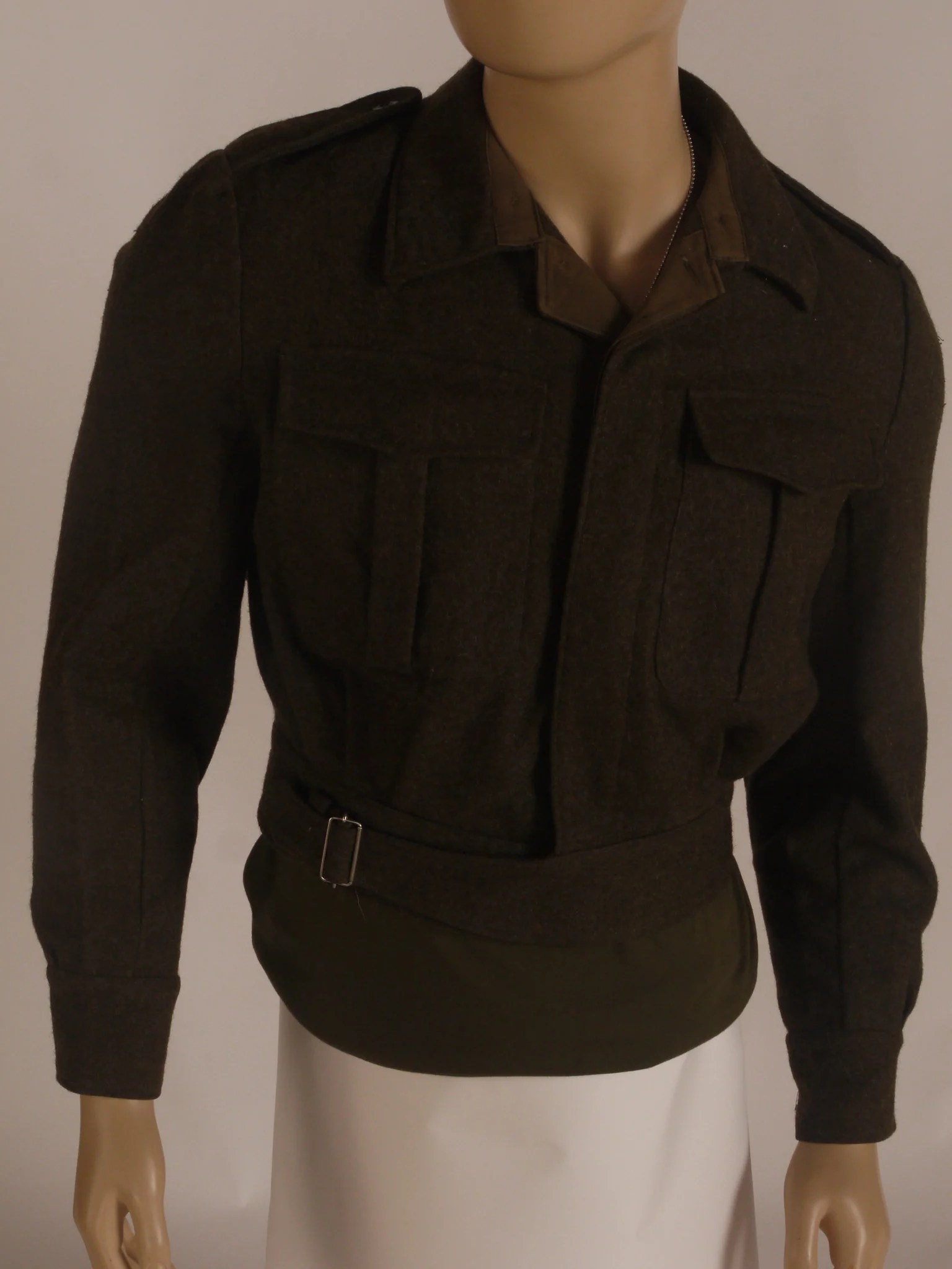 WW2 style Battle dress jacket  Golding Surplus