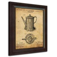 Coffee Art Prints   Vintage Kitchen Wall Decor   Vintage ...