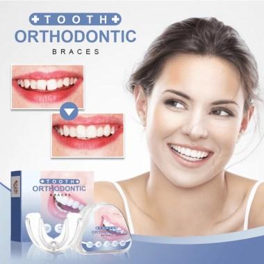 Tooth Orthodontic Braces