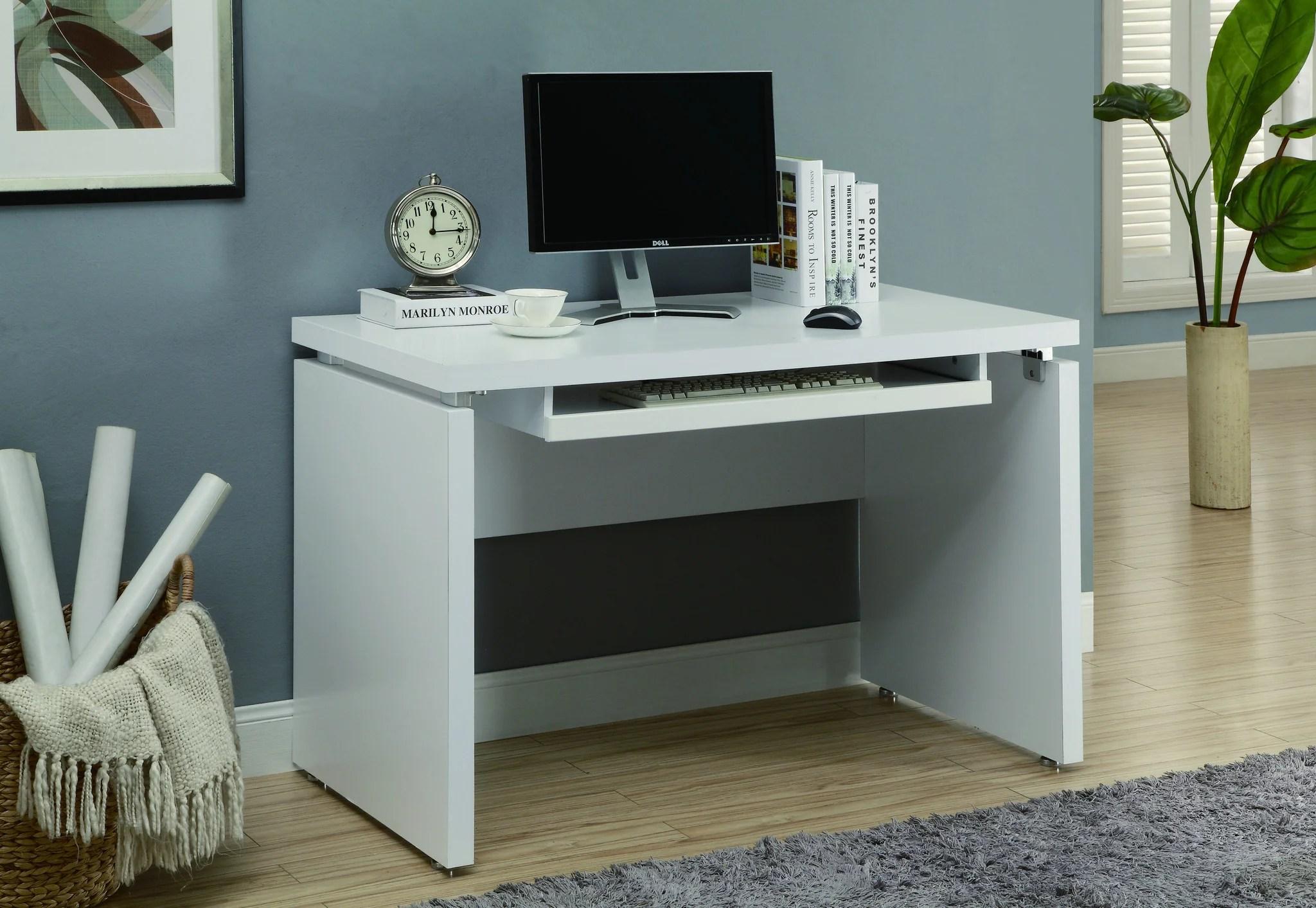 Small Computer Desk Target