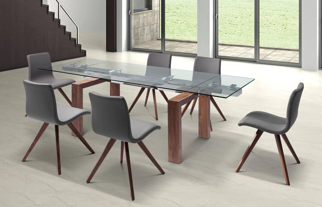 63  98 Modern Desk or Conference Table with Solid Wood