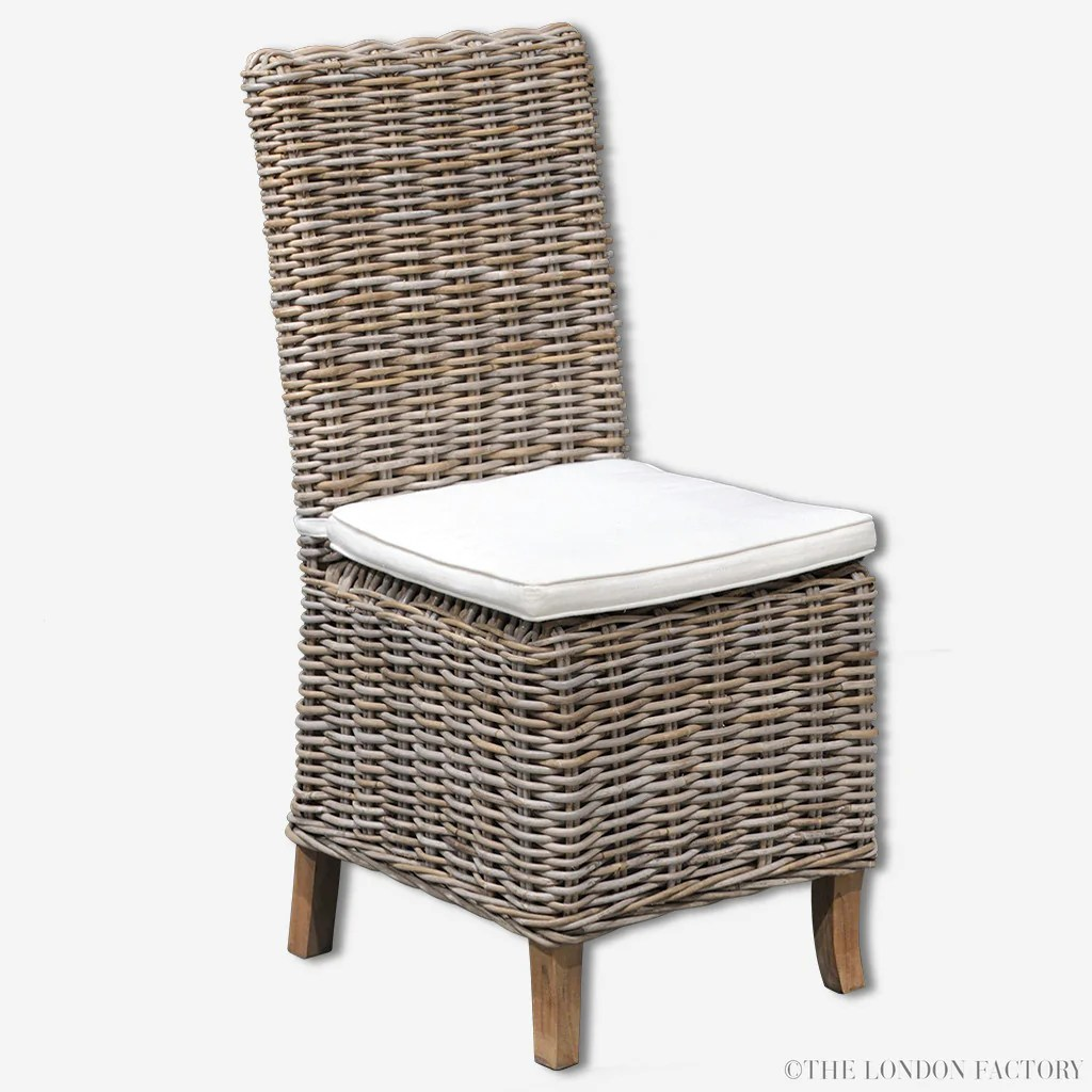 Seagrass Dining Chairs Palma Rattan Dining Chair Seagrass Wicker Dining Chair