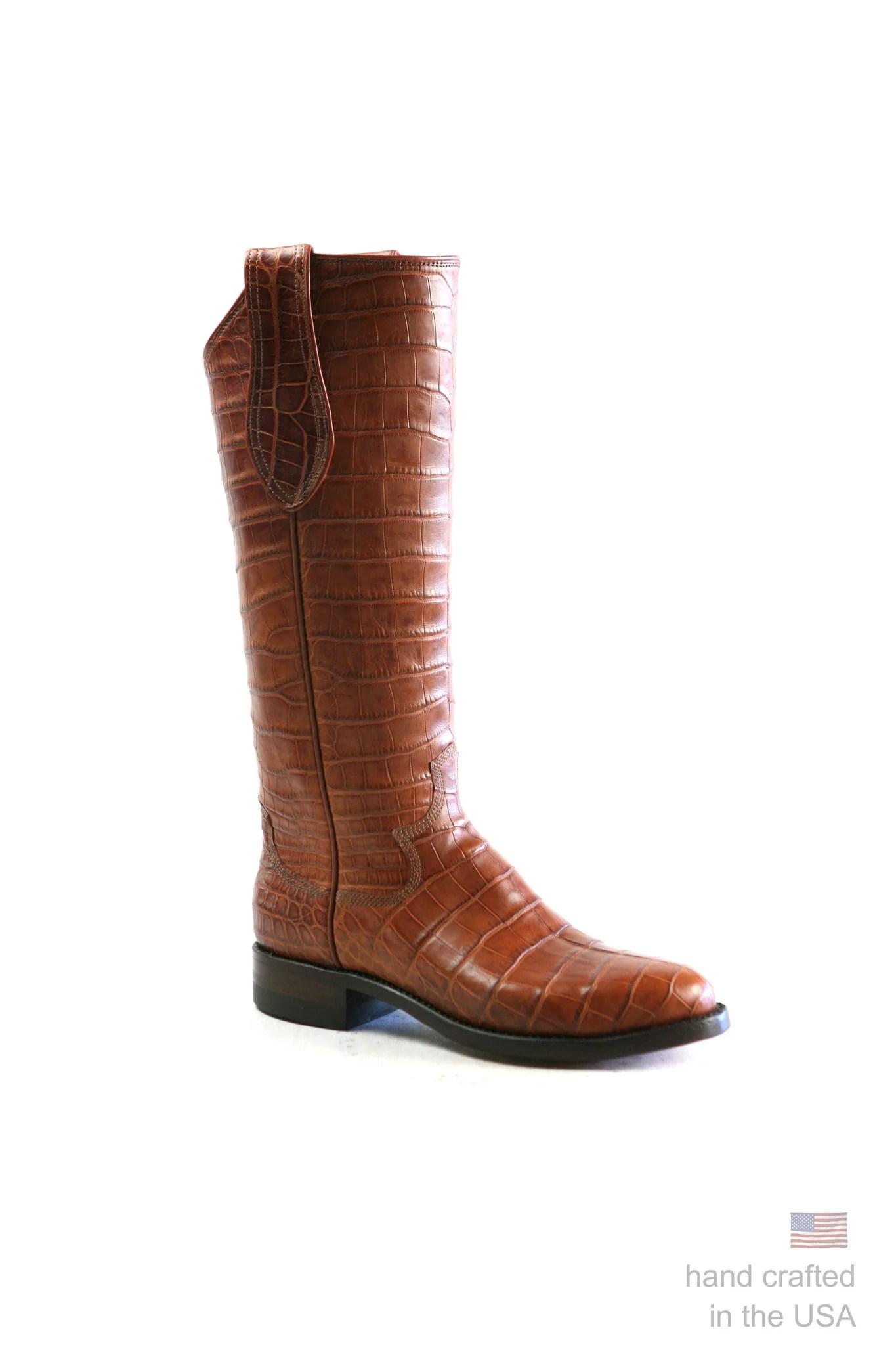8a5b03b547a Custom Made Alligator Boots - Ivoiregion