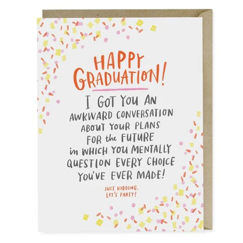 Graduation Cards For All Ages Emily McDowell Studio
